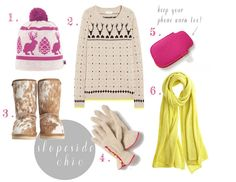 Slopside Chic Picks!