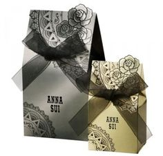 Elegant Anna Sui Gift Package