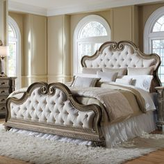 Arabella Bedroom Set From Accentrics Home Pulaski Furniture Pulaski Bedroom Furniture