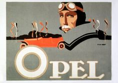 Hans Rudi Erdt, Opel