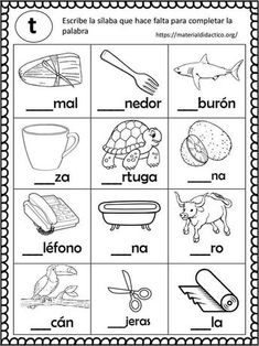 Spanish Basics: How to Describe a Person's Face – Learn Spanish Summer Worksheets, Spanish Worksheets, Spanish Teaching Resources, Common Core Activities, Book Activities, Preschool Activities, Spanish Basics, Spanish Lessons, Math Literacy