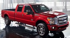 2016 Ford Super Duty Truck Redesign