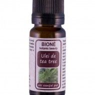 Arbore de ceai - tea tree ulei esential, 10 ml., Bione