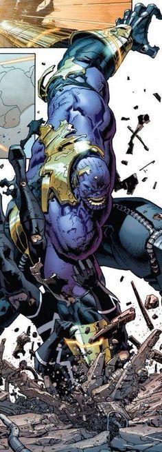 Thanos/Black Bolt