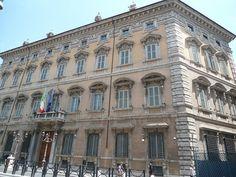 Piazza Navona, Rome, Italy, via Flickr.