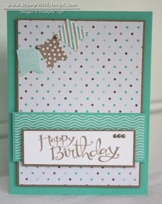 Banner Blast Birtday by amyk3868 - Cards and Paper Crafts at Splitcoaststampers
