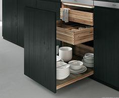 CGI Detail kitchen. on Behance