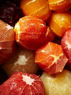 Anna Williams #orange
