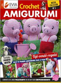 Crochet AMIGURUMI Nº 01 - 2016