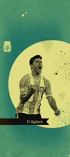 The Guardian - World Cup Show 2014 by Jon Rogers, via Behance Best Football Players, Football Is Life, Retro Football, Football Design, Soccer Players, Football Soccer, World Cup 2014, Fifa World Cup, Sergio Aguero