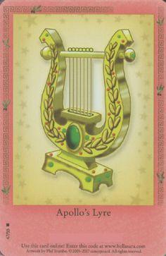 Apollo's lyre