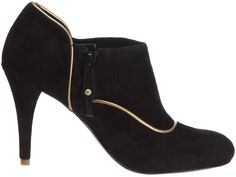 Rockport Presia Zip Shootie Ankle Boots Womens: Amazon.co.uk: Shoes & Bags