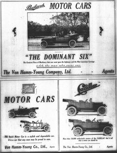 Packard Motor Cars | Packard Motor Cars, Buick Motor Cars, C… | Flickr
