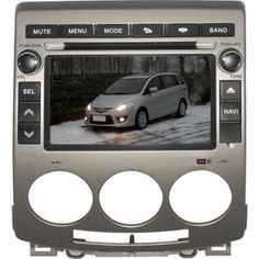 "7"" Ford I-Max DVD Player with touch screen, USB, SD, AM/FM radio, TV, Bluetooth, Ipod, map with 2G SD card"