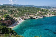 Makris Gialos Zante island