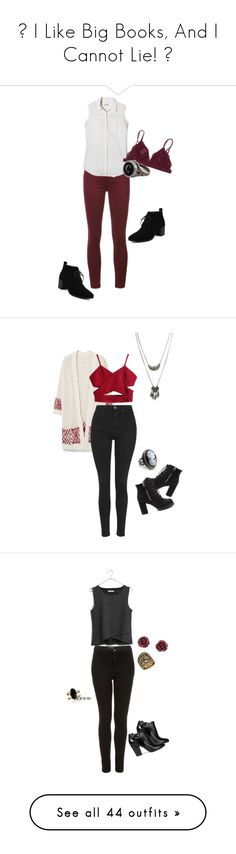 """""""📖 I Like Big Books, And I Cannot Lie! 📚"""" by sarah-natalie ❤ liked on Polyvore featuring 7 For All Mankind, sherlockholmes, ilikebigbooksandicannotlie, charlotteholmes, BrittanyCavallaro, AStudyInCharlotte, Violeta by Mango, Topshop, WithChic and Wet Seal"""
