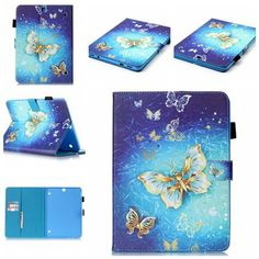 for Samsung Galaxy Tab S2 9.7 T810 T815 Cases Pattern Printing Wallet Leather Smart Stand Case for Samsung Galaxy Tab S2 9.7  — 735.36 руб. —