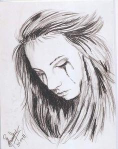 Pencil Drawings of Broken Hearts | Broken Heart Drawing by Jayta Dutta Akhilesh - Broken Heart Fine Art ...