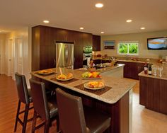 Tropical Kitchen Design Decor and Ideas - & 50 best Tropical Kitchen images on Pinterest | Deco cuisine ...
