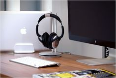 Just Mobile Headphone Stand $45