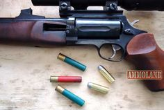 Rossi Circuit Judge Rifle Likes 45 and 410 Ammo