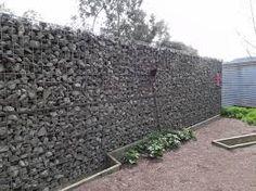Resultado de imagen para Gabion wall