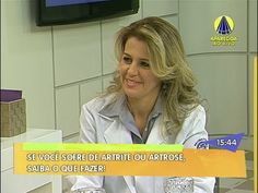 Santa Receita | Fibromialgia: saiba o que é a doença e como se manifesta! - 11 de Julho de 2014 - YouTube