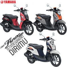 19 Gambar Motor Matic Yamaha Terbaik Di Pinterest Yamaha Core
