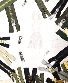 Calling all designers creatives and brands! @talonzippers is looking for innovative individuals to sketch or digitally design a product using mostly Talon Zippers. The winner will be flown out to @NYFW in February for two nights at the @sohohouse New York and receive two tickets to a surprise fashion show.  Email your submissions to ymoreira@talonzippers.com by Nov. 20.
