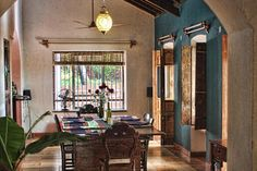 The Only Olive Home Stay: A Portugese Villa Under The Only Olive Tree in Goa.