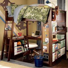 Ifjúsági szoba fiúknak