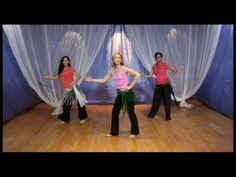 Rhythm For Life - The Prenatal Belly Dance Workout DVD. hah