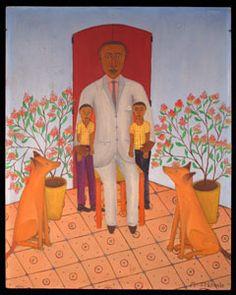 Indigo Arts Gallery | Haitian Art | Micius Stephane