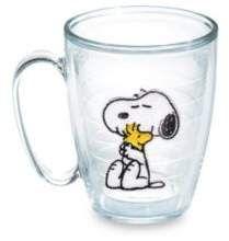 Tervis® PeanutsTM Snoopy & Woodstock 15 Oz. Emblem Mug #affiliate