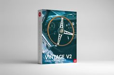 VINTAGE V2 COLLECTION. Digital Download Includes 40 Presets. Beautiful Vintage inspired Presets for Lightroom 4 and 5. Customize your own look with our premium vintage presets. Enjoy adding warm and rich colours to your photos that take you back in time.