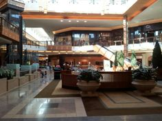 not as glamorous as Northpark Center, but still a decent mall - VJ
