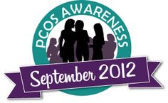 """September is PCOS Awareness Month. SCREW YOU PCOS! Don't get bitter, get better."""""""