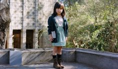 "A/W '12 – ""undergrad"" | NicoNico Clothing  | #niconico #niconicoclothing | http://niconicoclothing.com/seasons/undergrad/"