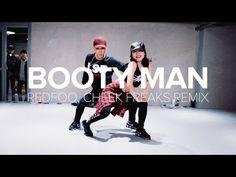 Booty Man(Cheek Freaks Remix) - Redfoo / May j Lee & Koosung Jung choreography - YouTube