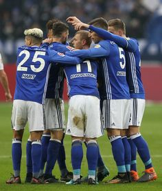Maillot FC Schalke 27Guido Burgstaller