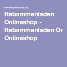 Hebammenladen Onlineshop - Hebammenladen Onlineshop