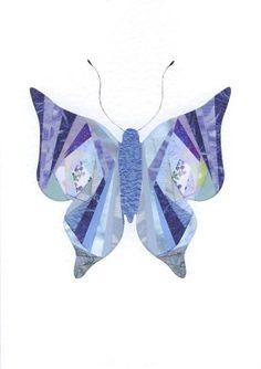 Butterfly - Iris Folding