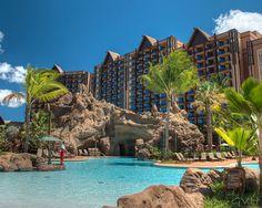 Aulani | Flickr - Photo Sharing! Hawaii Travel Deals, Oahu Vacation, Hawaii Resorts, Honeymoon Vacations, Disney Vacations, Disney Travel, Vacation Ideas, Excellence Resorts, Visit Hawaii