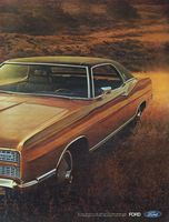 LTD 2-Door Hardtop by Ford 1969 Ad Picture