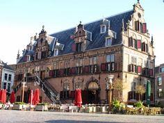 Waterway Wanderer: Netherlands inland waterway trip - Nijmegen - Nijmegen Stadsaal
