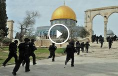 Israeli police attacked thousands of Palestinian at the AL Aqsa mosque Video :http://www.gobdnews.com/israeli-police/