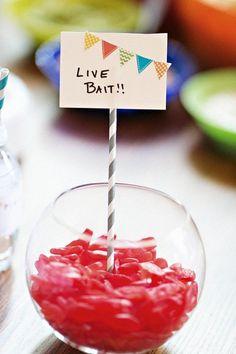 Fish Gummies. Live bait