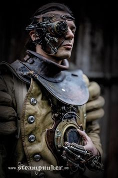 Steampunk Fashion - Timetravelers and Warriors « Steampunk R&D http://steampunk.wonderhowto.com/inspiration/steampunk-fashion-timetravelers-and-warriors-0155071/