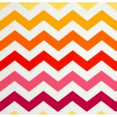 Chevron Sunshine Stripe Cotton Fabric by Micheal Miller - Order Online - Fabric Traders