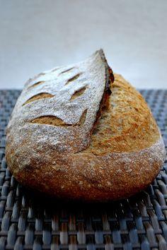 Vadkovászsuli: Előtésztás vadkovászos kenyér kezdő kovászolóknak